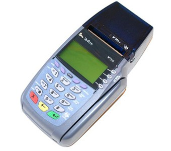 Verifone Vx510 Credit Card Machine