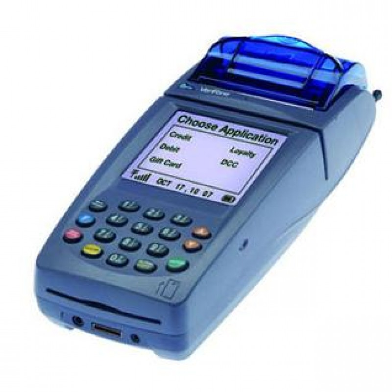 Nurit 8020 Wireless Credit Card Machine