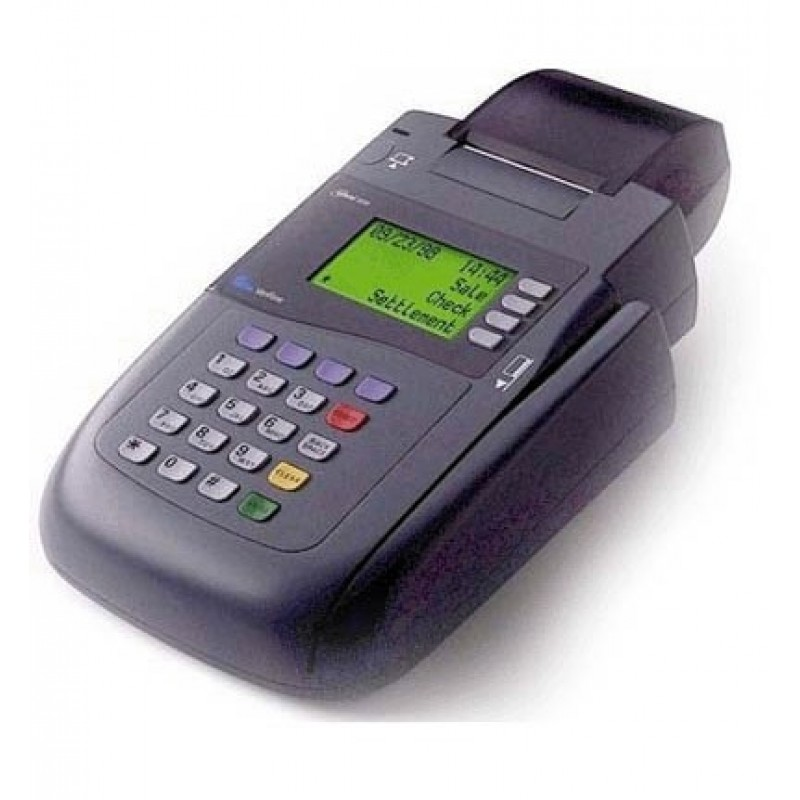 VeriFone 3200 Credit Card Machine