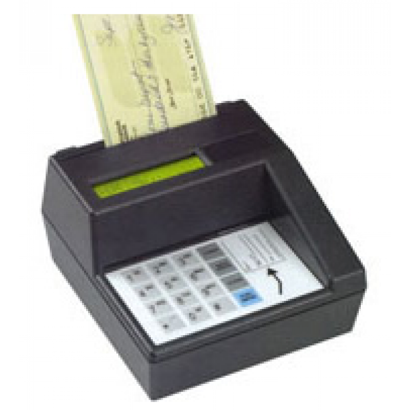 Ingenico En Check Manager 3000 Check Reader