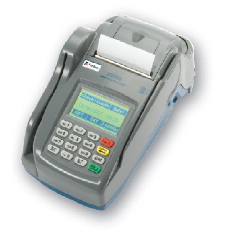First Data FD200 Credit Card Machine