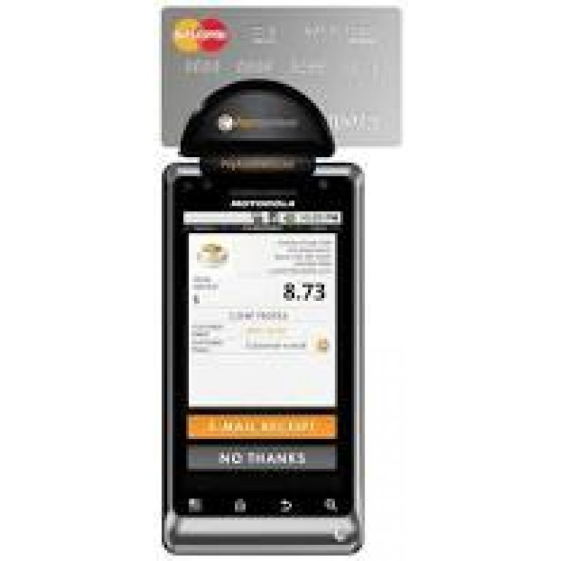 Accept Credit Cards On Android Tablet