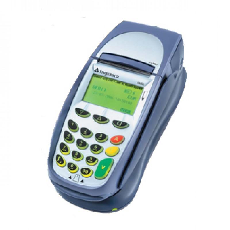 Ingenico 7780 Credit Card Machine