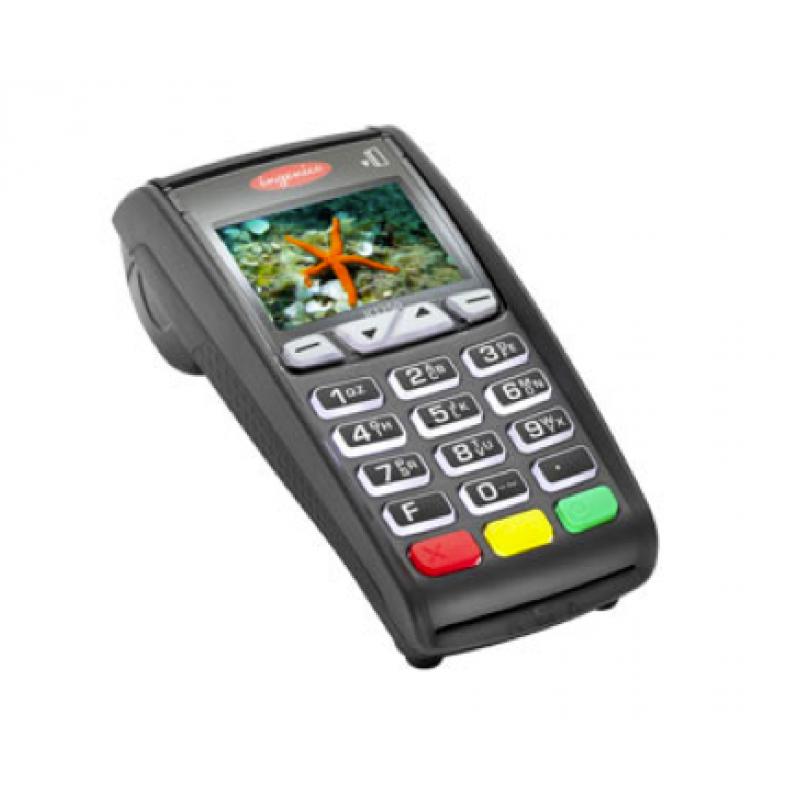 Ingenico Ict220 Dual Comm Credit Card Terminal