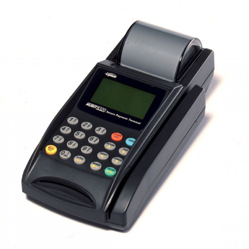 Nurit 8320 Credit Card Machine