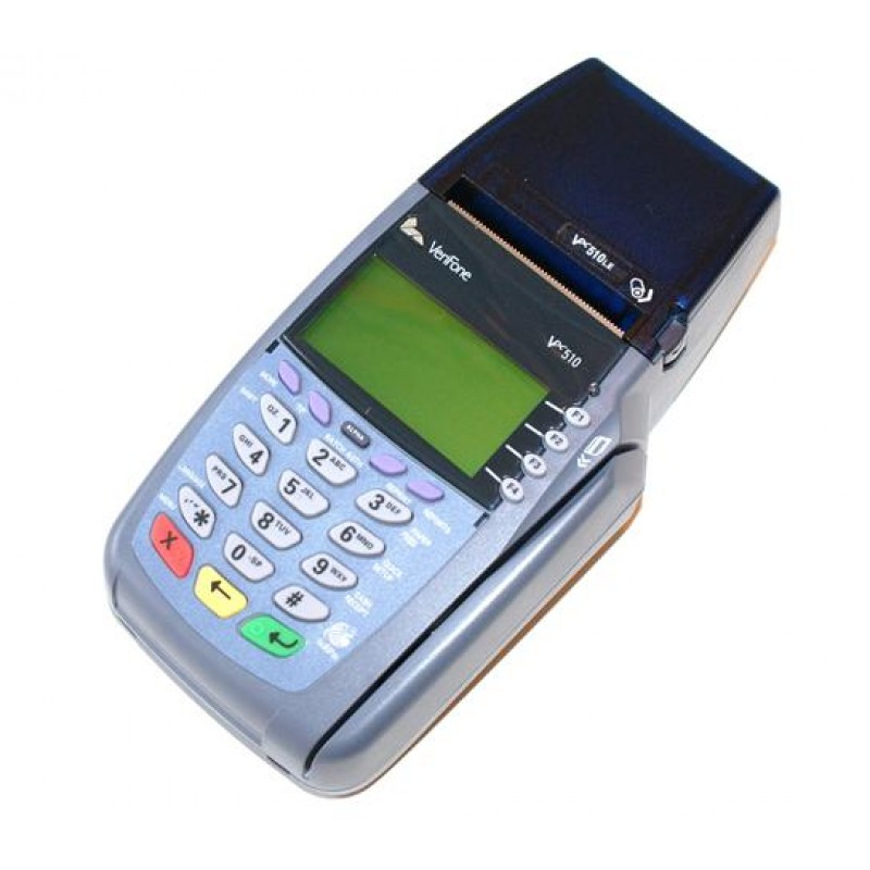 Verifone 3730le Credit Card Machine