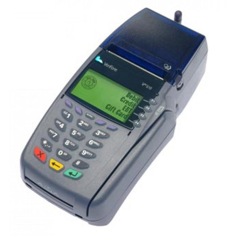 Verfone Vx610 Credit Card Machine