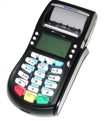 Hypercom T4220 Credit Card Machine