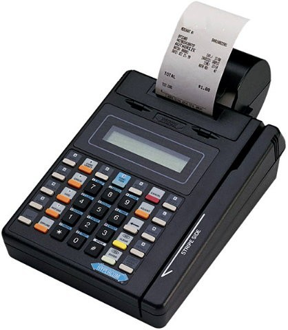 Hypercom T7p Thermal Credit Card Machine