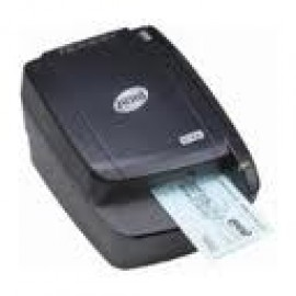 RDM 7111F Dual-Sided Check Scanner