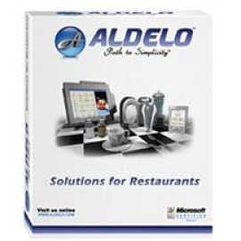 Aldelo NextPOS Restaurant Software - PRO (1st License)