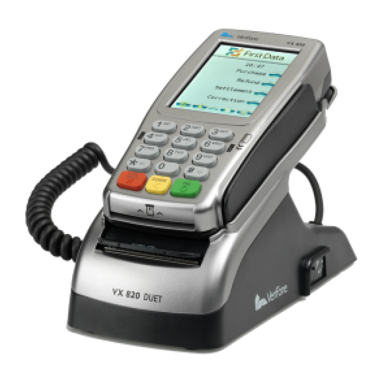 Verifone Vx820 Duet Kit Ca