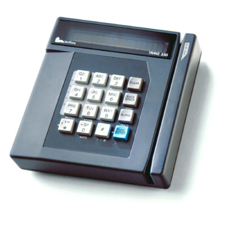 Verifone Tranz 330 Credit Card Machine